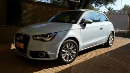 Audi Coupe Audi A1 1.4 Tsi in