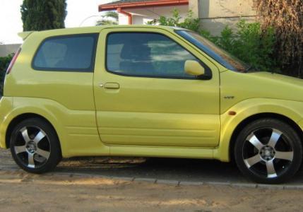 Suzuki Ignis in