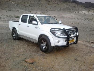Toyota Hilux Raised body 2.7 VVTI in