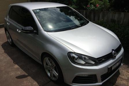 Volkswagen Golf R VI in