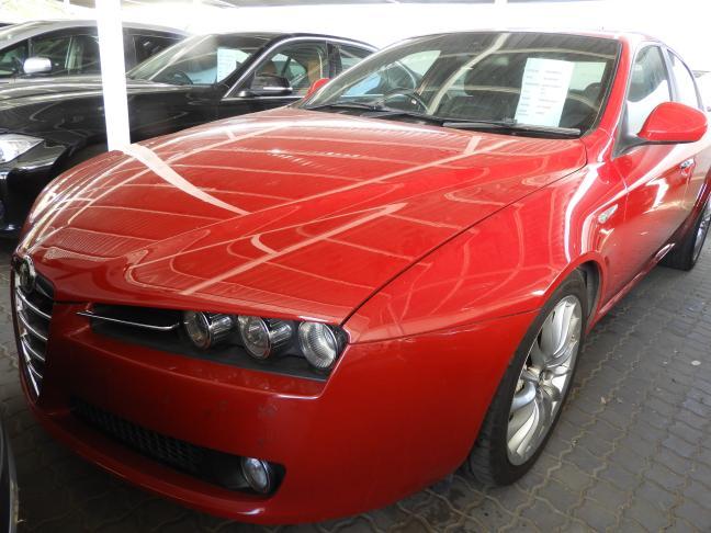 Alfa Romeo JTS in