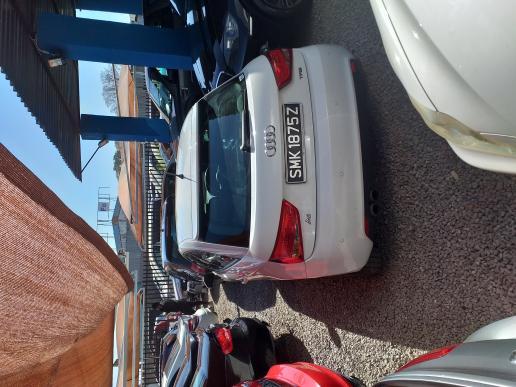 Audi A1 in