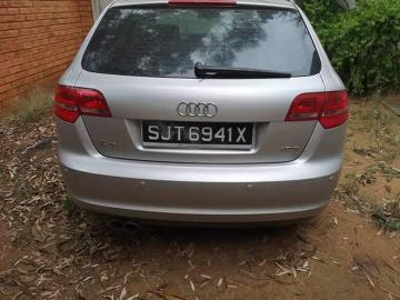 Audi A3 1.8T in