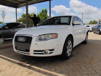 Audi A4 in