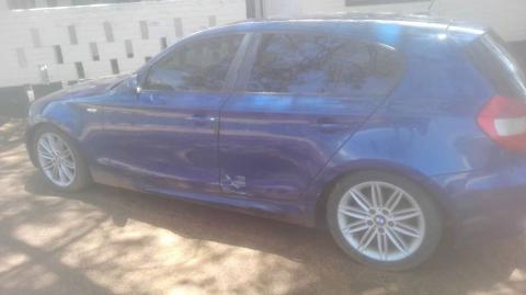 BMW 1 SERIES 116i in