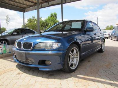 BMW 318i in