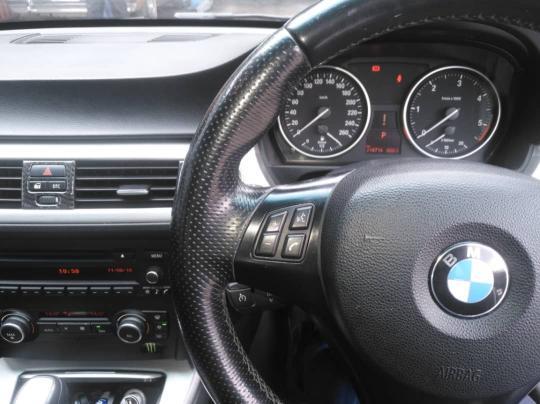 BMW E90 in