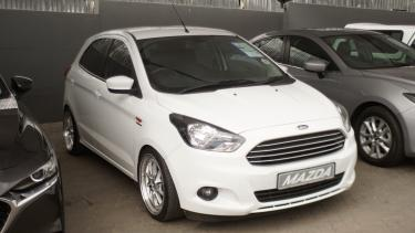 Ford Figo Trend in