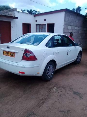 Ford Focus in