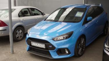 Ford Focus RS in
