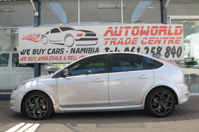 Ford Focus ST in