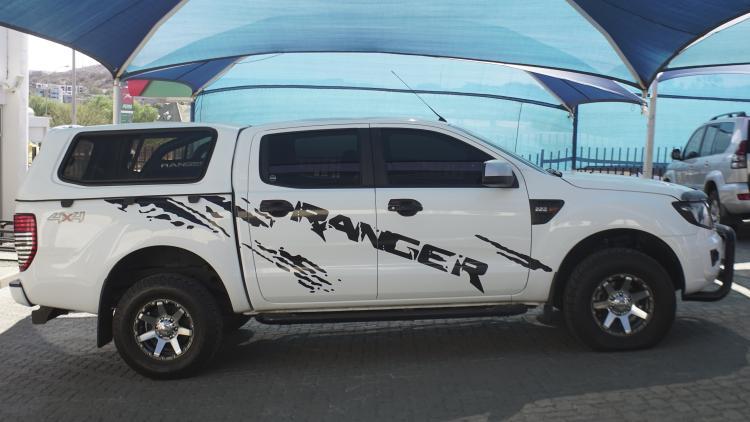 Ford Ranger in