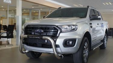Ford Ranger Wildtrack in