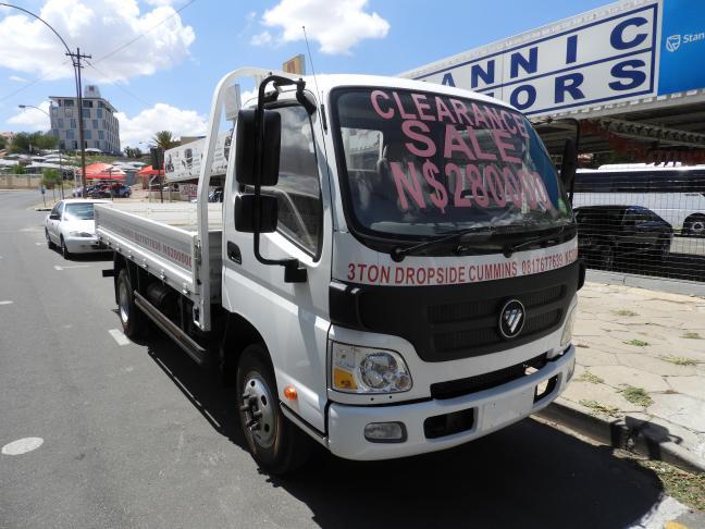 Foton Truck in