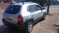 Hyundai Tucson in