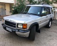 Land Rover Discovery 2 in