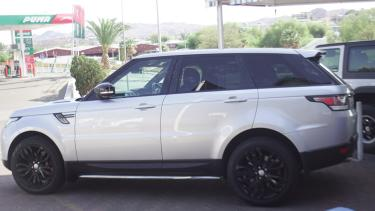 Land Rover Range Rover Sport in