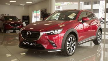 Mazda CX3 in