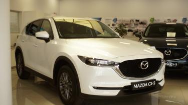Mazda CX5 in