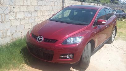 Mazda CX7 in