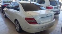 Mercedes Benz C200 in