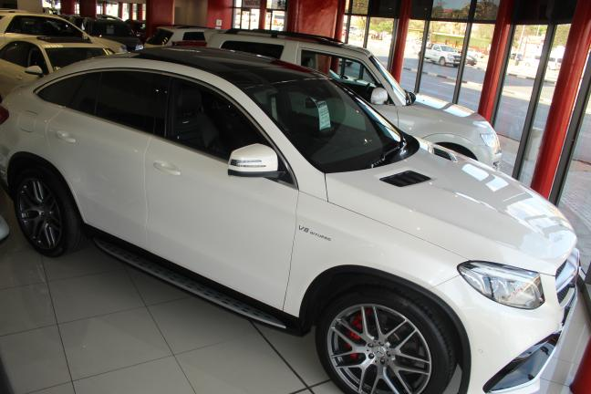 Mercedes-Benz Glc 63s AMG coupe in