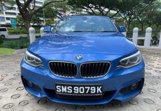 New BMW 1 Series in