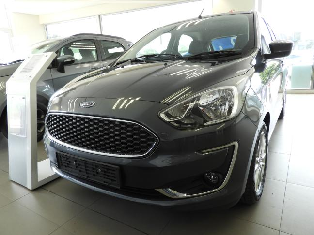 New Ford Figo in