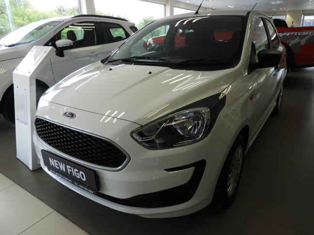 New Ford Figo Trend in