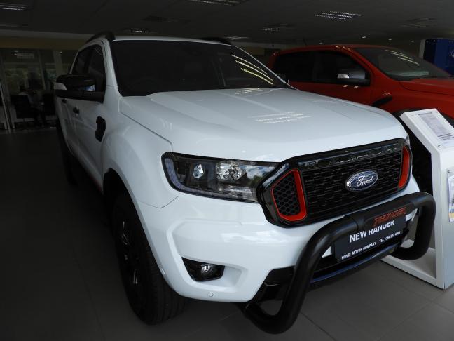 New Ford Ranger Thunder in