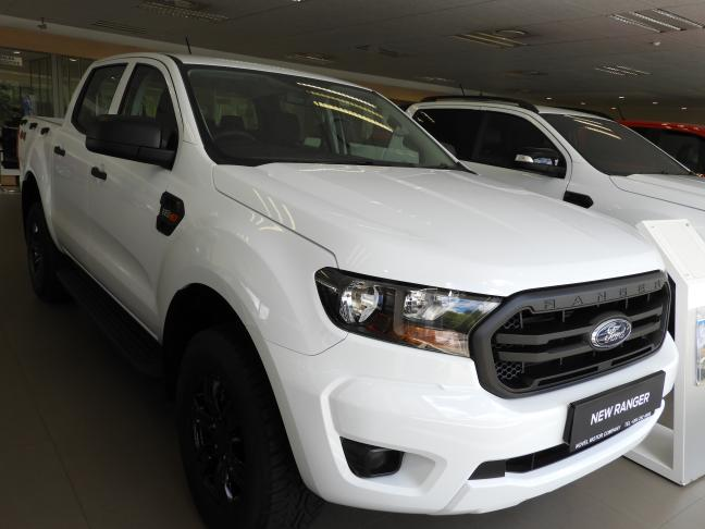 New Ford Ranger xls in