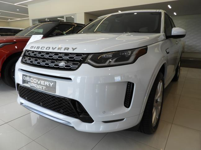 New Land Rover Discovery Sport in