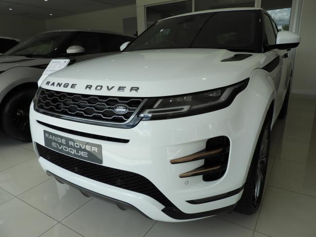 New Land Rover Range Rover Evoque in