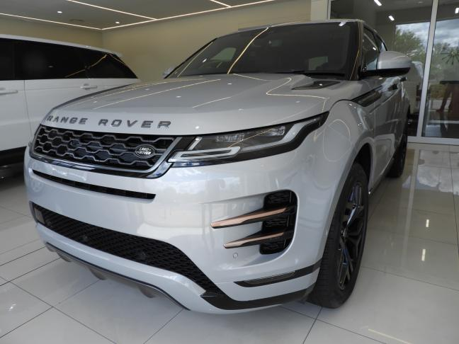 New Land Rover Range Rover Evoque HSE in