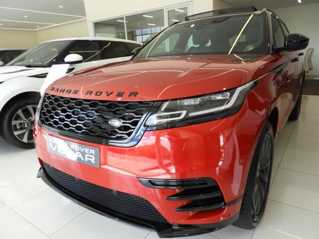New Land Rover Range Rover Velar in