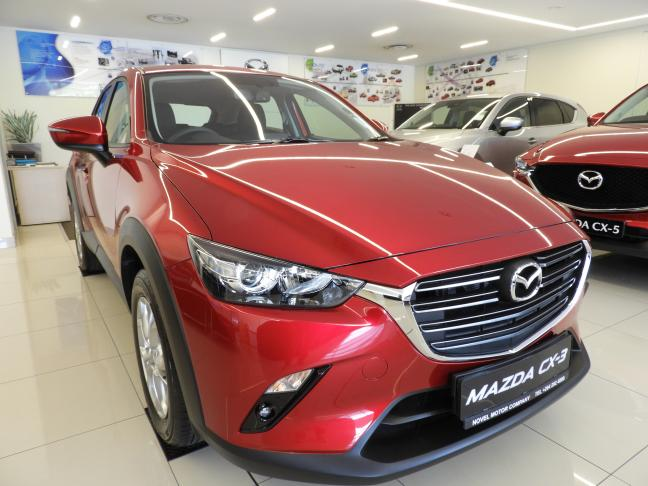 New Mazda CX-3 Dynamic in