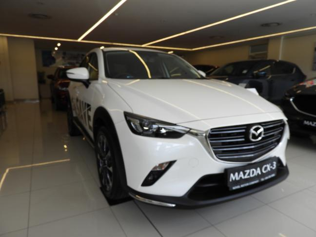 New Mazda CX-3 Individual in