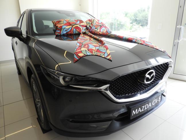 New Mazda CX-5 Individual in