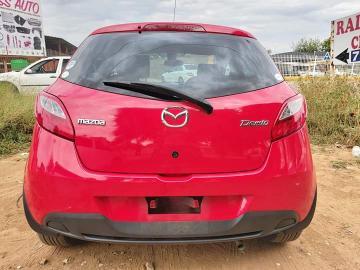 New Mazda Demio in