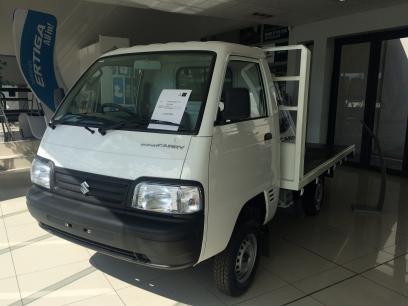 New Suzuki Carry in