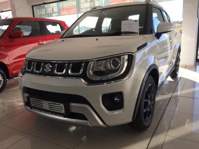 New Suzuki Ignis in