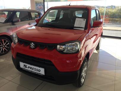 New Suzuki S.Presso in