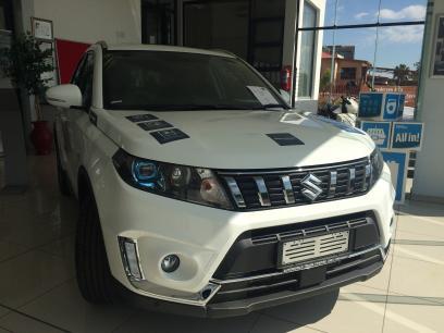 New Suzuki Vitara in