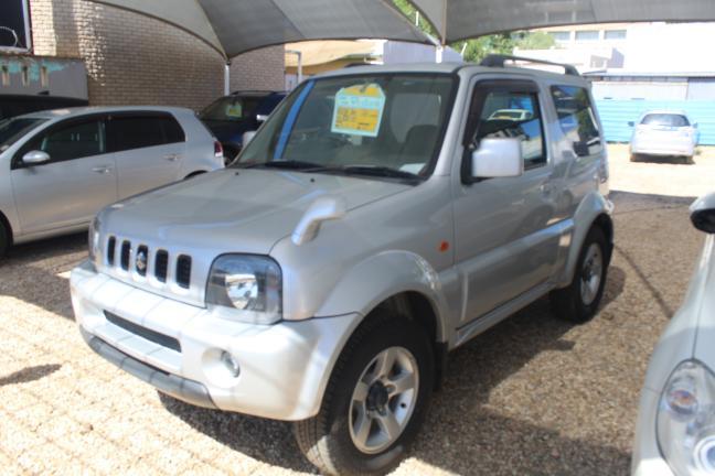 Suzuki Jimny in