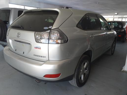 TOYOTA HARRIER in