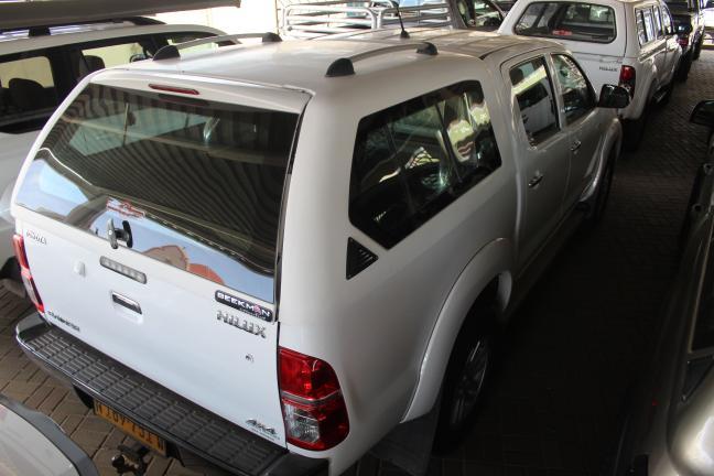 Toyota Hilux 4x4 in