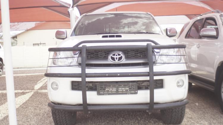 Toyota Hilux Raider D4D in
