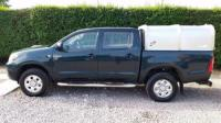 Toyota Hilux,2008 in