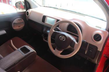 Toyota Passo in