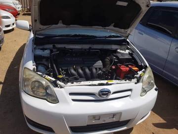Toyota Runx Teardrop in
